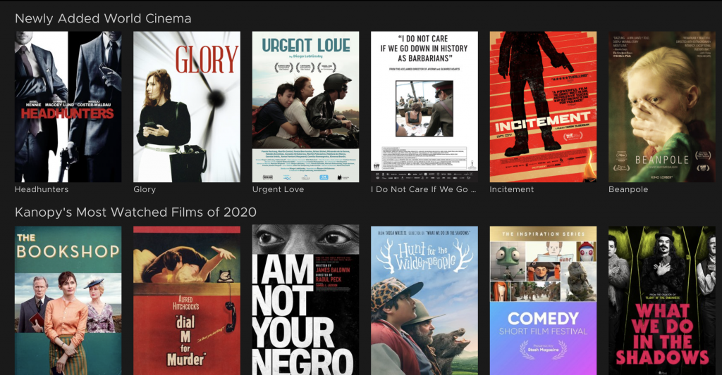 immersive travel research: a streaming service like Kanopy, available through many public libraries, is excellent, with features and documentaries from around the US and the world at large.
