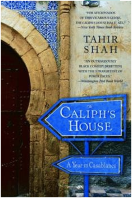 morocco books the caliph's house