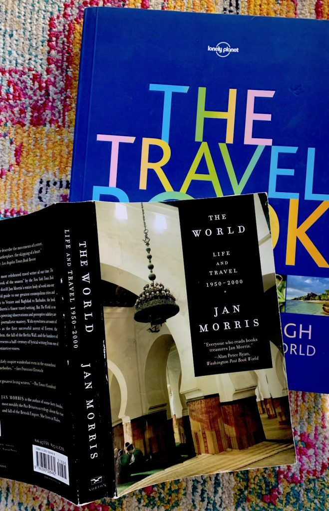 virtual travel research: my two favorite go-to inspiration books