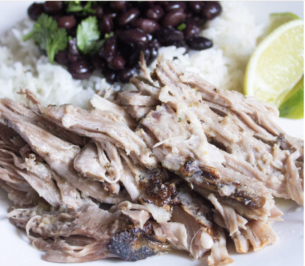 Cuban-inspired Super Bowl Menu: Roast Pork
