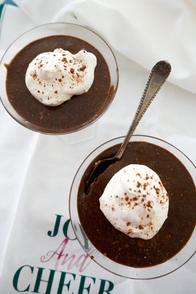 Jameson's Chocolate Mousse