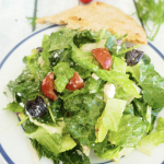 Classic Greek Salad, the Perfect Way to Welcome Spring