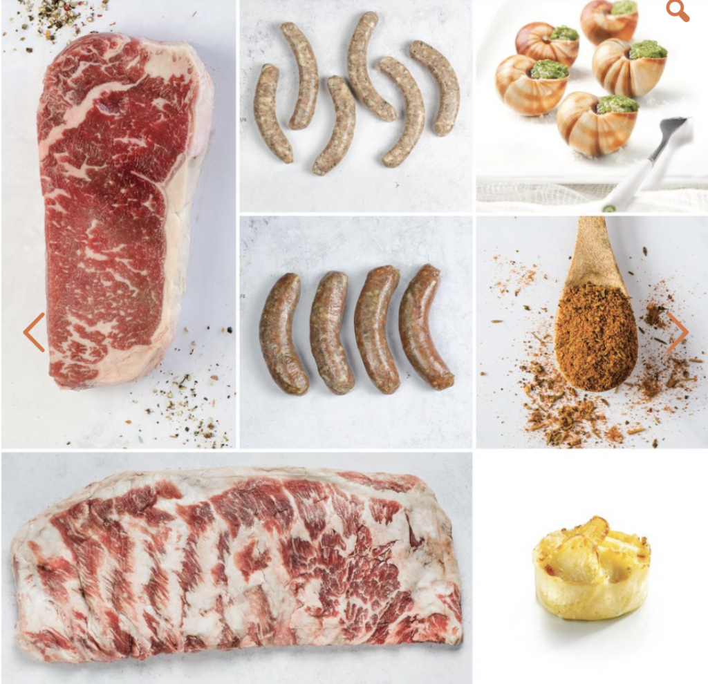 men who cook: a classy bbq package from Cuisinery