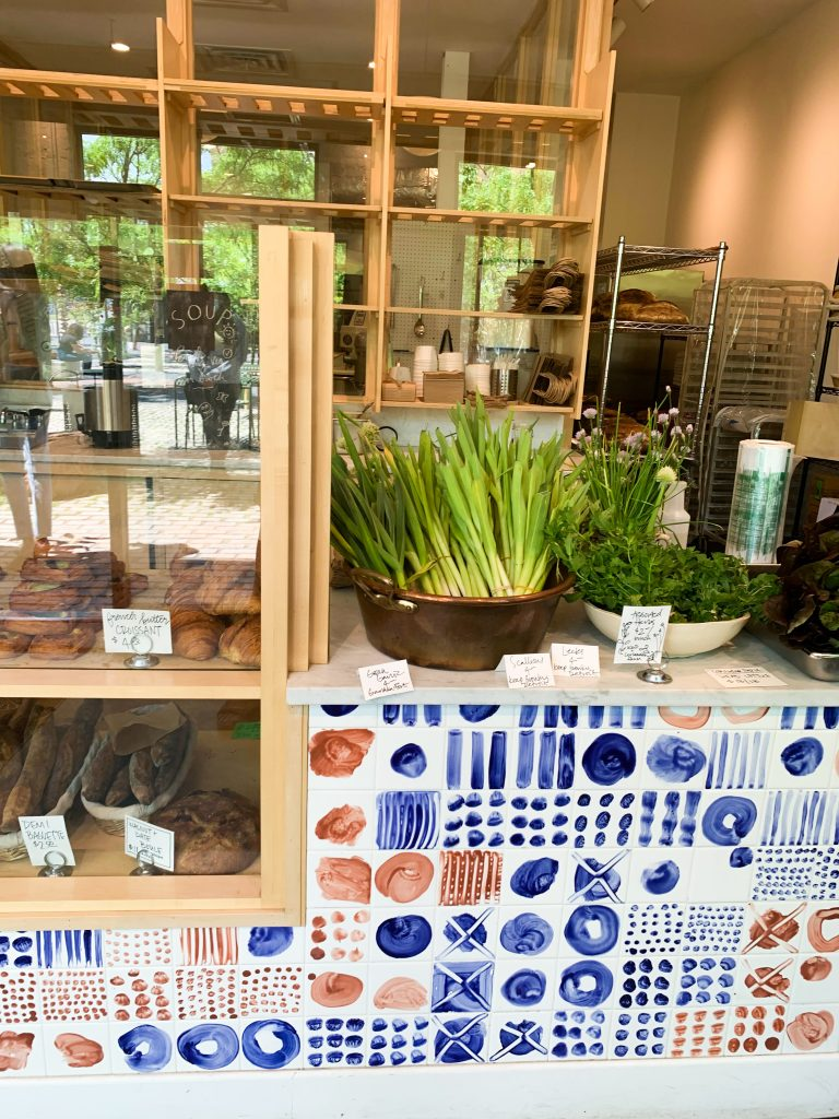 Ochre Bakery, a new and delicious artisan bread and pastry maker in Detroit.